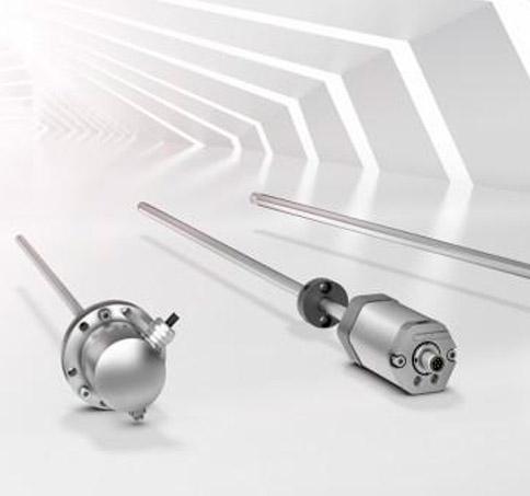 Sistemas de Medição Linear Magnetostritivos
