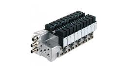 Ilha de Válvulas Mini ISO Plug-In - VS26