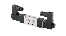 Válvulas em linha - Série V50-53